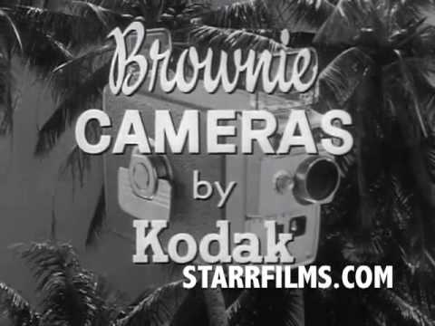 RICKY NELSON Surfing Kodak Commercial 1960