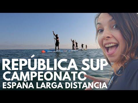 ✅ SUP en Alicante con REPUBLICA SUP y próximo Campeonato España SUP Larga Distancia