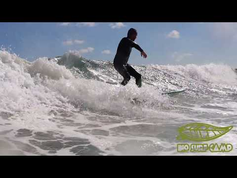 Teaser de Biosurfcamp, verano único en Suances
