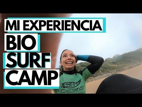 ✅ Escuela de Surf en Cantabria BIOSURFCAMP ✅ ¡Mi experiencia!