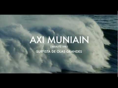 Anuncio Keler 2012 - Nortasuna - Axi Muniain Surfista