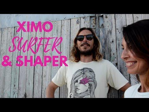 ✅ Cómo se hace una tabla de SURF con ✅ Ximo, surfer y SHAPER