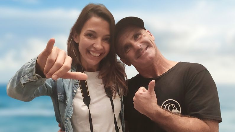 Aitor Francesena, Gallo | Campeón del Mundo de Surf Adaptado