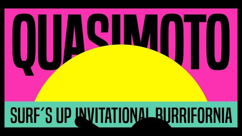 Quasimoto 2019 Surf Festival