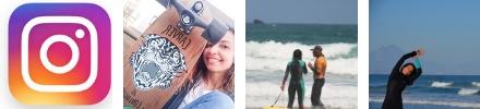 Elena Surfea en Instagram