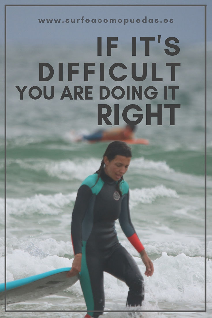 Frases de surf motivacionales