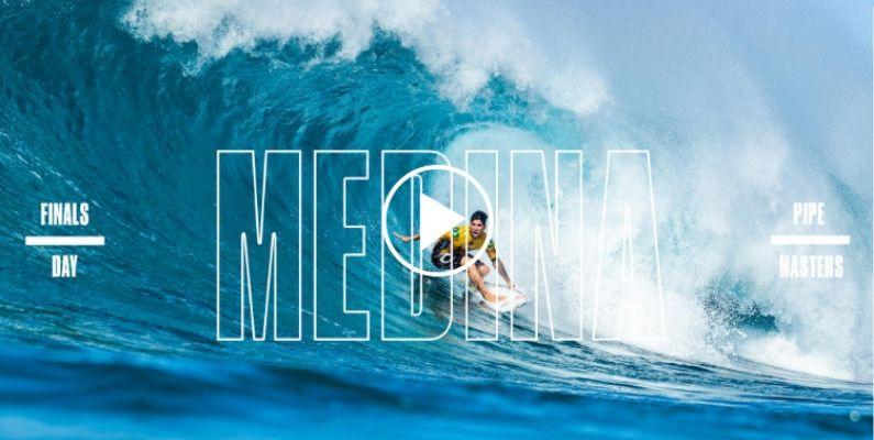 Gabriel Medina, campeón del mundo de surf