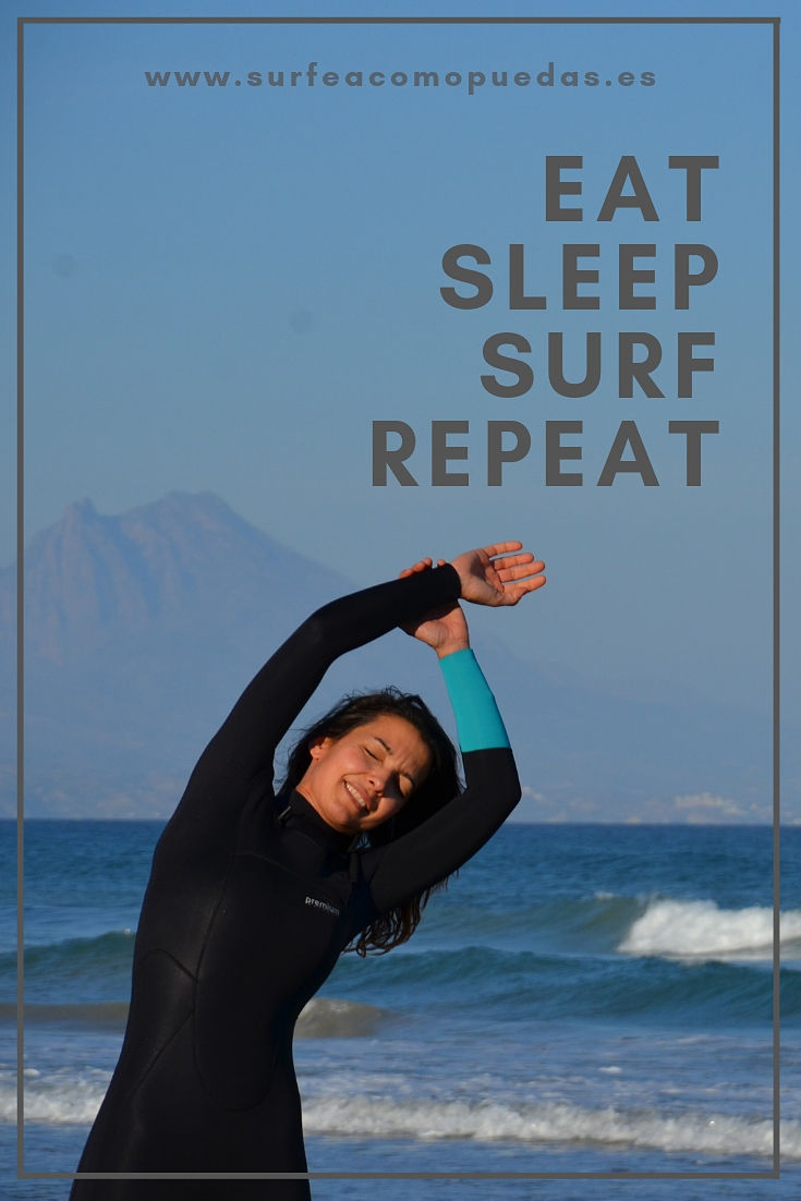 Frases de Surf inspiracionales