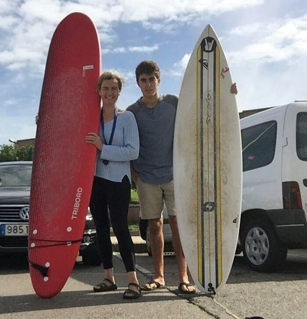 aprender a surfear con 47 años
