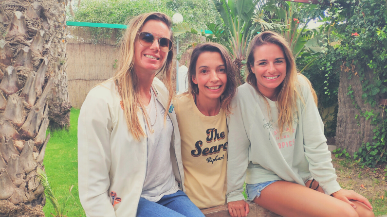 entrevista hermanas alabau windsurf