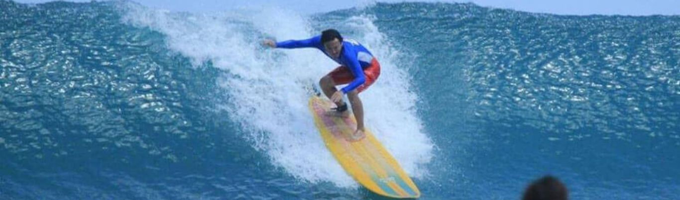 Bali surf escuelas