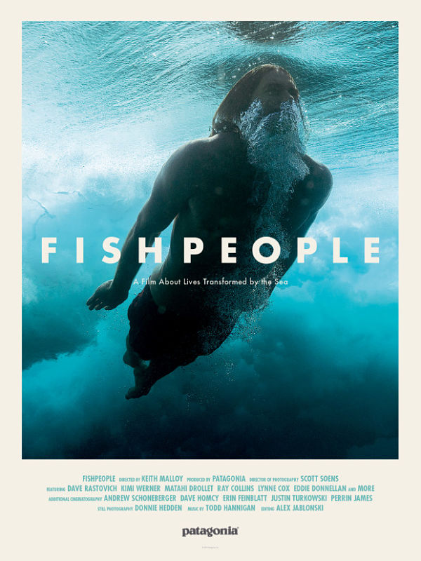 Fish people mejores pelis de SURF