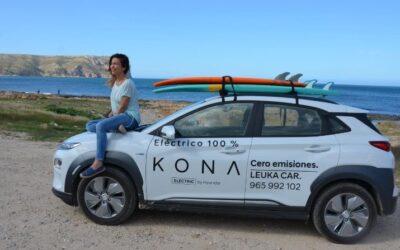 Descubriendo Alicante con el KONA 100% eléctrico de Hyundai Leuka Car