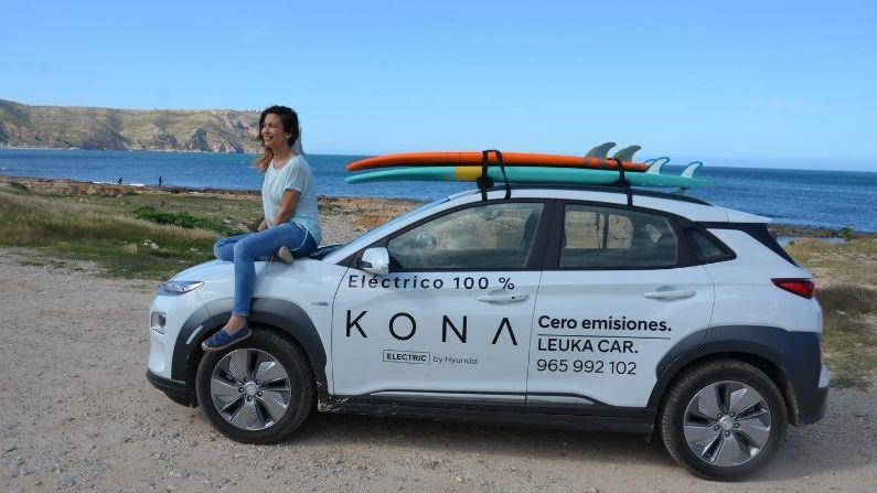 Hyundai Leuka Car Alicante