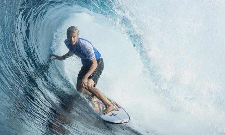 ¿Quien es Kolohe Andino nº1 en la WSL Surf?