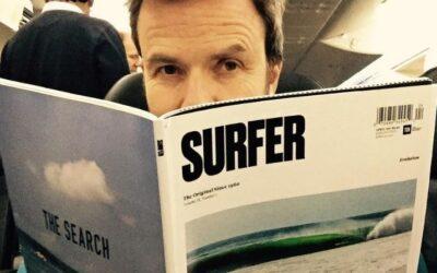 Pau Donés, el surfista