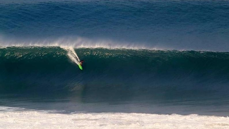 olas famosas, puerto escondido en méxico