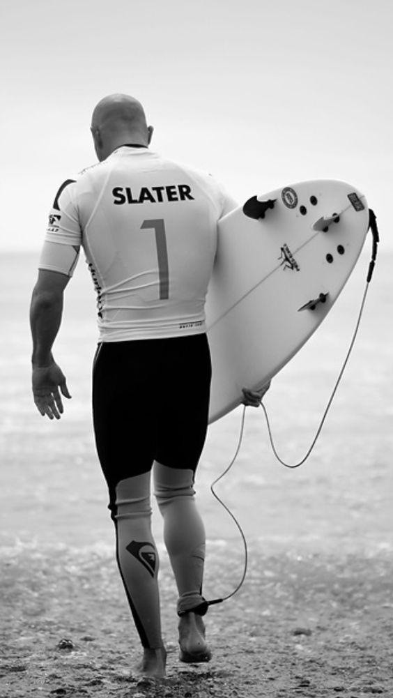 Kelly Slater mejor deportista de todos los tiempos