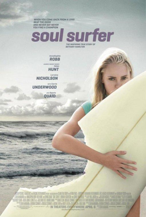 Soul Surfer - películas de surf - surfeacomopuedas